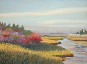 """Autumn Marshes\"""