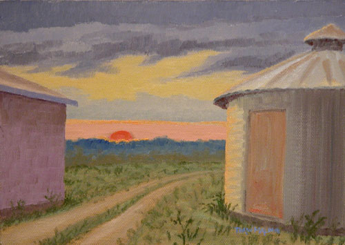 """Sunset March"""