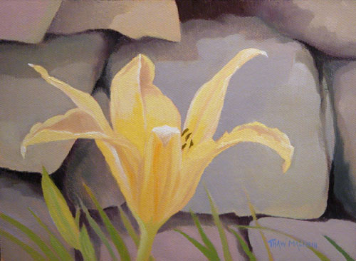 """Day Lily Dancer"""