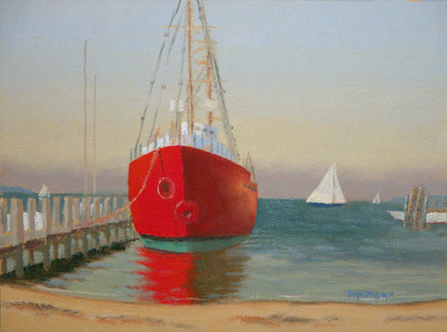 """Nantucket Lightship"""