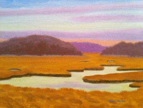 """Marsh Waters"""