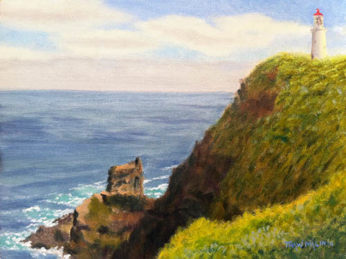 """Cape Schanck Light"""