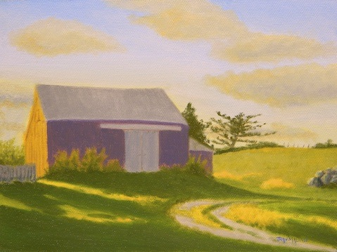 """Tea Lane Barn"""