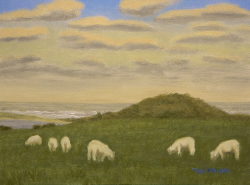 """Evening Grazing"""