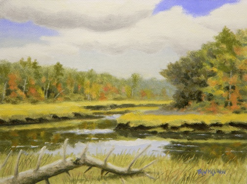 """Fall On The River"""