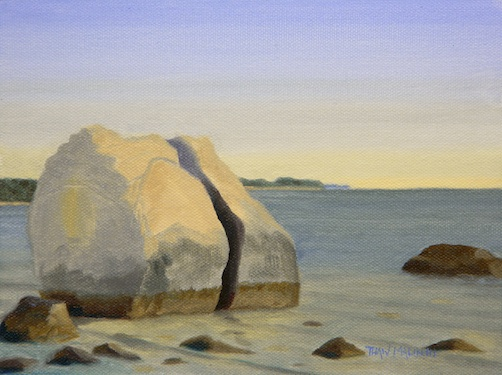 """Split Rock, East"""