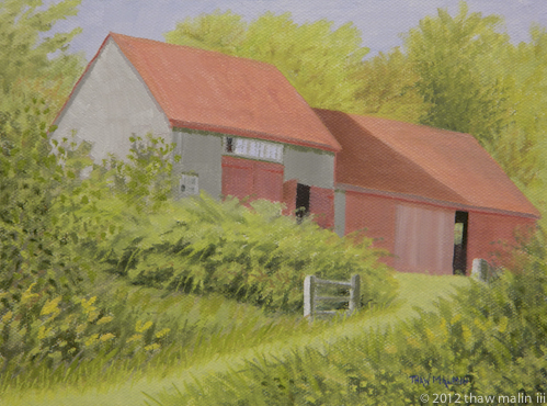 """Holly Farm Barn"""