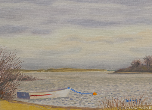 """Edgartown Great Pond"""
